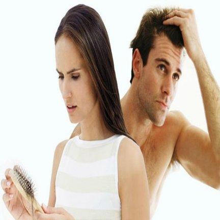 Hair products against hair loss