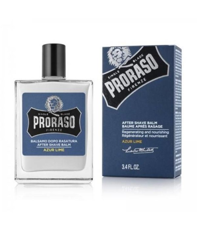 PRORASO Aftershave Balm Azure Lime