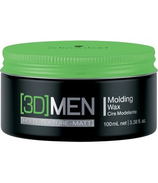 Schwarzkopf [3D] MENSION Molding Wax