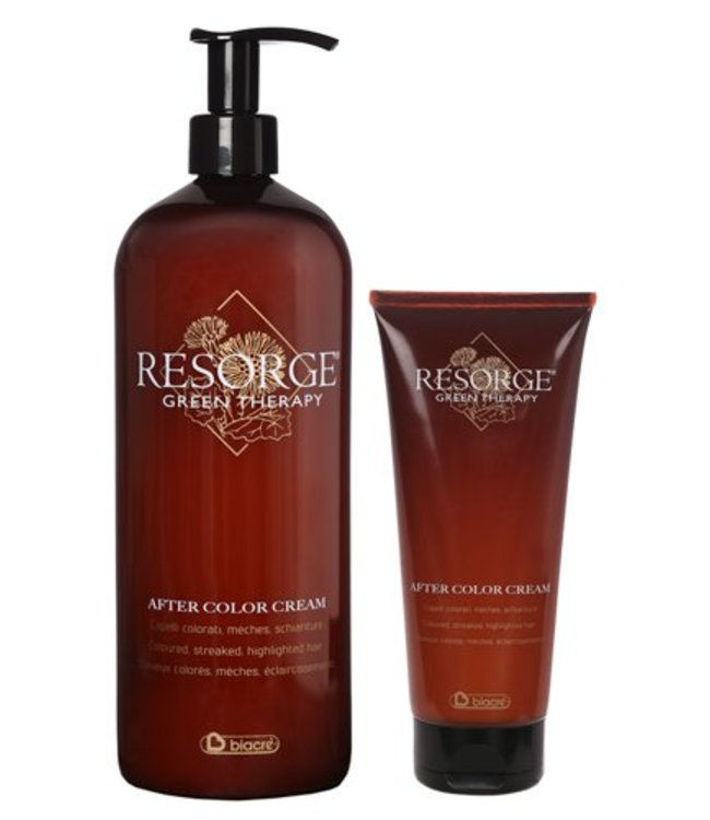 Biacre Resorge Green Therapy After Color Cream