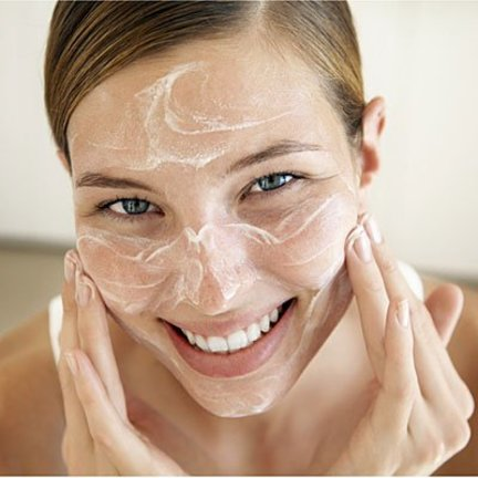 Face cream and skin care for oily skin!