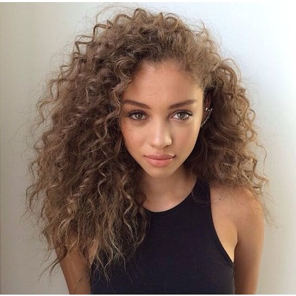 Conditioner for frizzy hair - Mixed hair