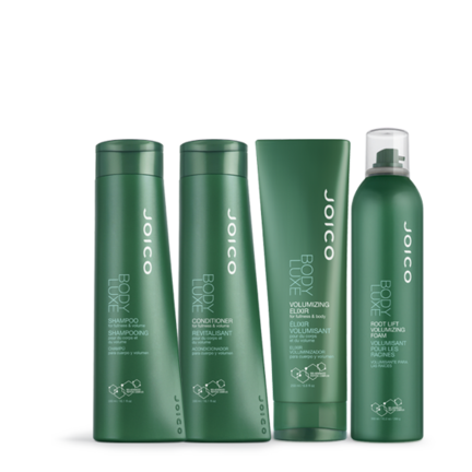 Joico Body Luxe- Fine and limp hair