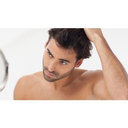 Shampoo tegen haaruitval ontworpen voor mannen