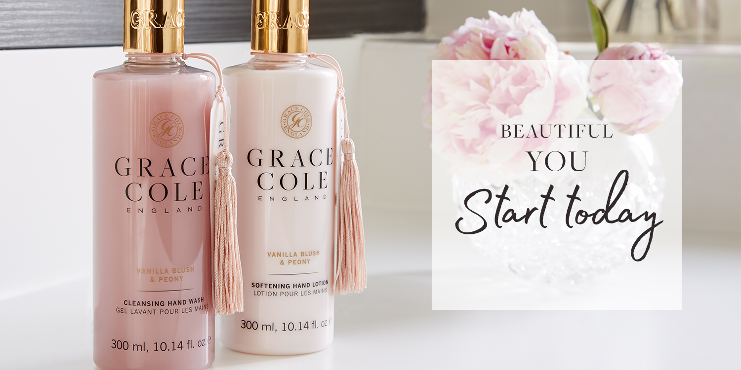 Grace Cole body care