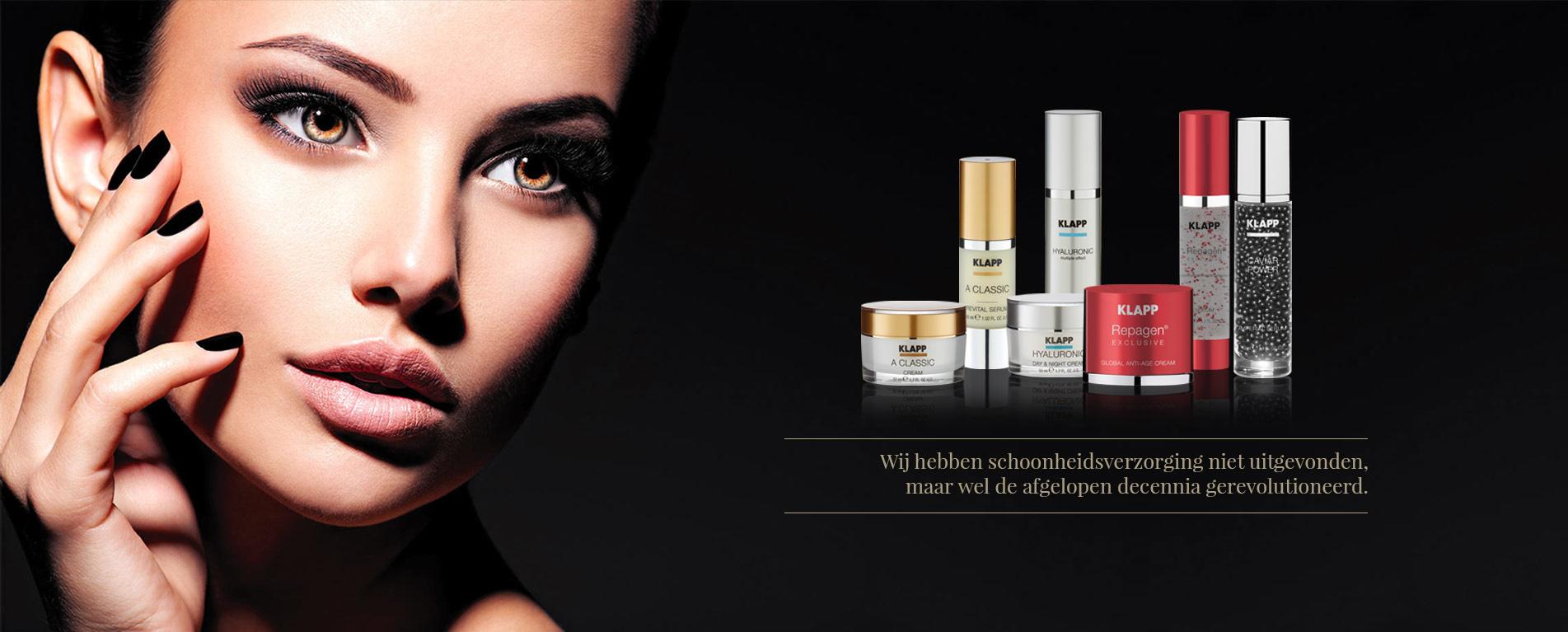 KLAPP skin care anti-aging face cream