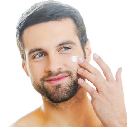 Skin care for men for a well-groomed appearance