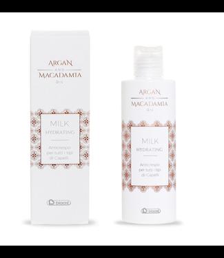 Argan & Macadamia oil Milk hydrating