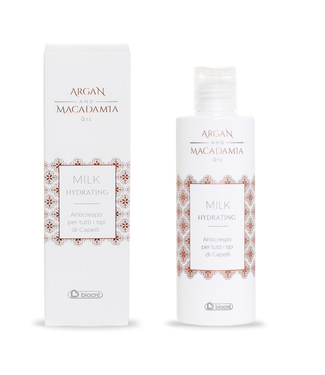 Biacre Argan & Macadamia oil Milk hydrating