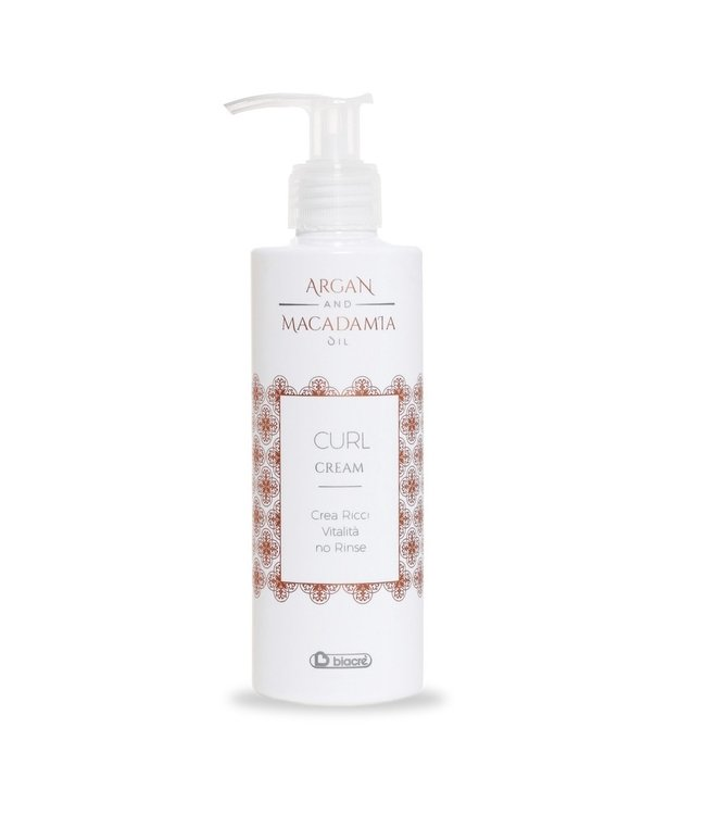 Biacre Argan & Macadamia Curl Cream