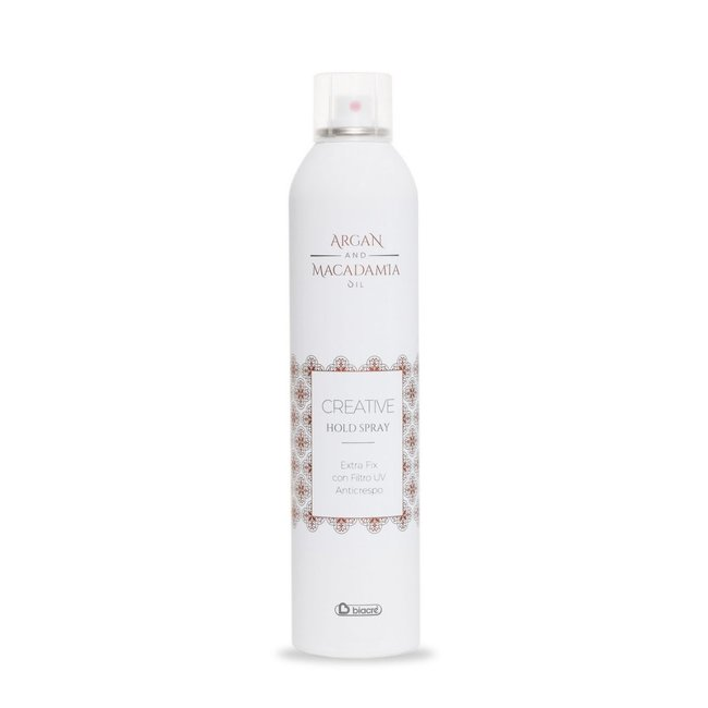 Biacre Argan & Macadamia Creative Hold Hairspray