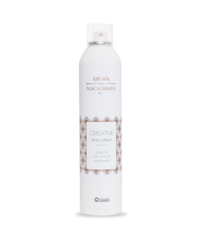 Argan & Macadamia Creative Hold Hairspray