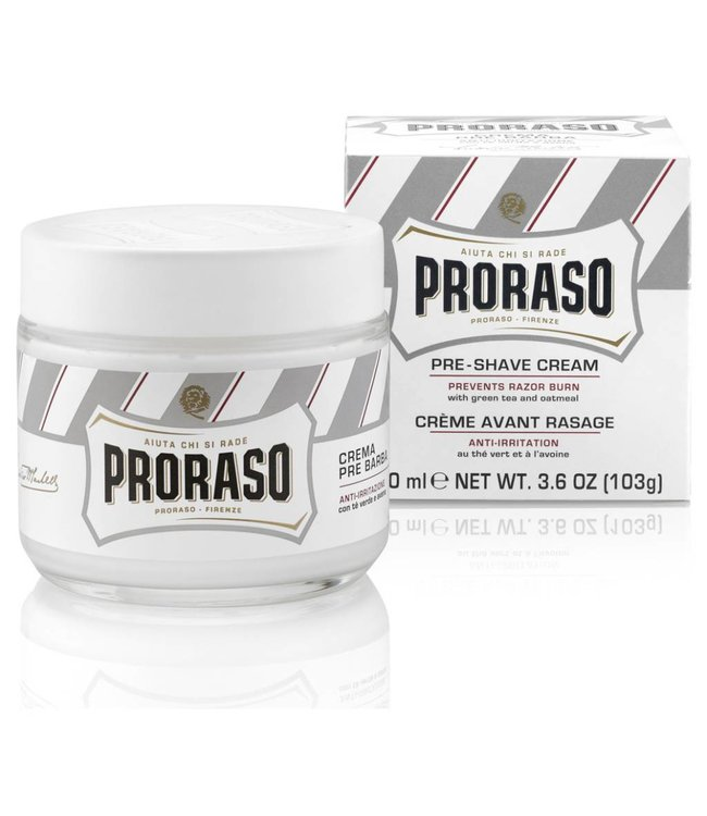 PRORASO Sensitive Pre-shaving cream