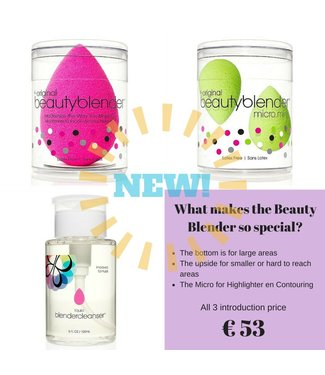 Beautyblender Original Beauty Blender Trio