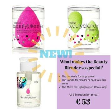 Beautyblender Original Beauty Blender Trio