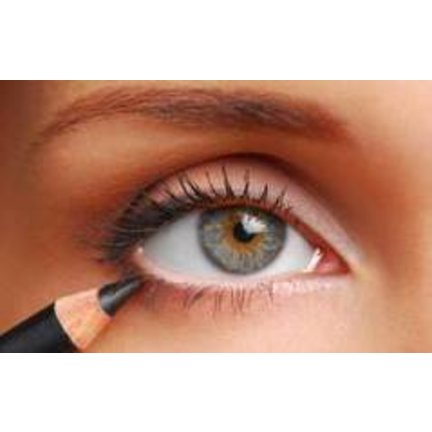 Eyeliner and eyebrow pencil available online