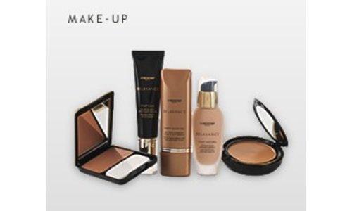 Gezicht makeup