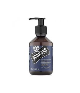 PRORASO Beard Wash Azur Lime