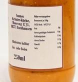 """Sannes Kräuter-Küche Grillsoße """"verrückte Chilli"""" 250ml"""