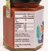 Sannes Kräuter-Küche Himbeer Aprikosen Gsälz 200g