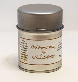 Sannes Kräuter-Küche Würzmischung für Kräuterbutter 75g