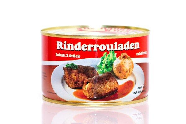 Metzgerei Metzler Rinderrouladen, 400g
