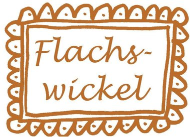 Flachswickel