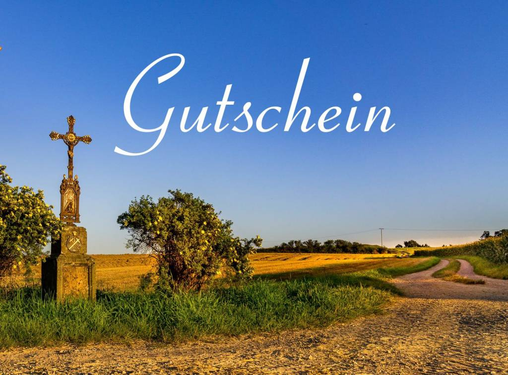 Gutschein -  Betrag frei wählbar