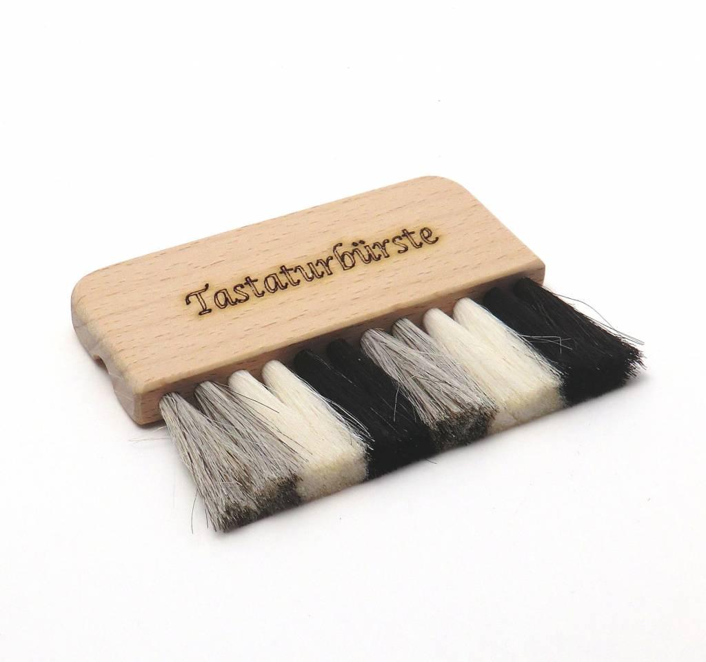 Bürstenmanufaktur Bad Waldsee  Tastaturbürste aus Ziegenhaar