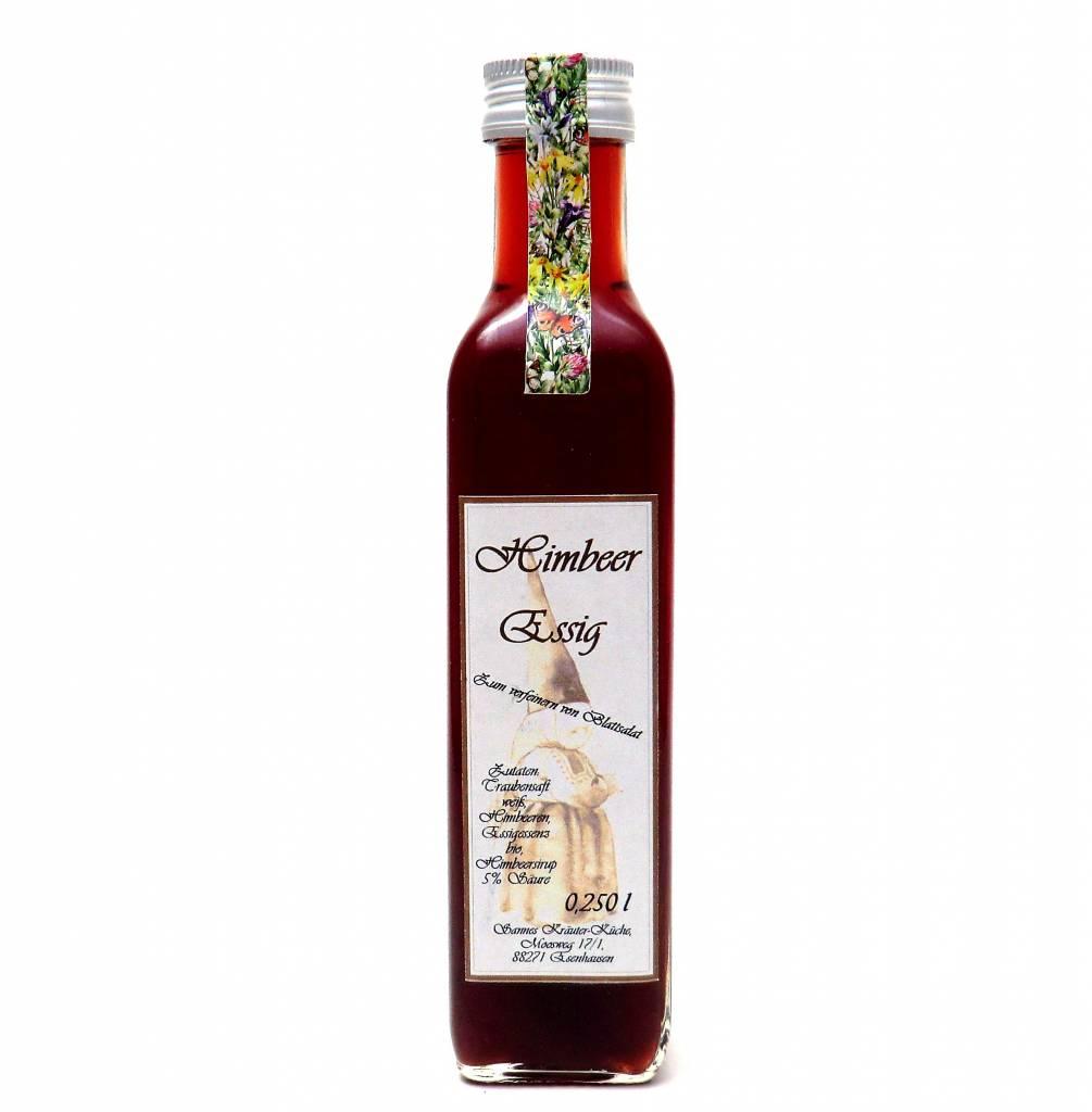 Sannes Kräuter-Küche Himbeer Essig 250 ml
