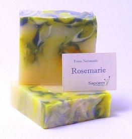 Sapoem - Feine Naturseifen Rosemarie Seife