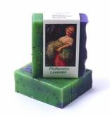 Sapoem - Feine Naturseifen Pfefferminz Lavendelseife