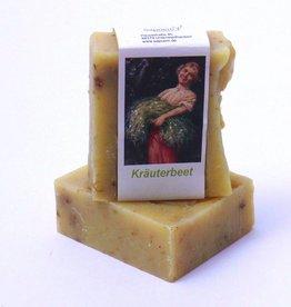 Sapoem - Feine Naturseifen Kräuterbeet Seife
