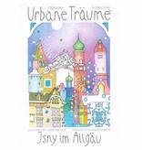 Städtebilder - Urbane Träume Postkarte  Isny