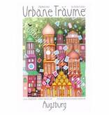 Städtebilder - Urbane Träume Postkarte  Augsburg