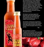 Ravensfeuer - Feuriges aus Ravensburg Satanic Love Sauce 20ml