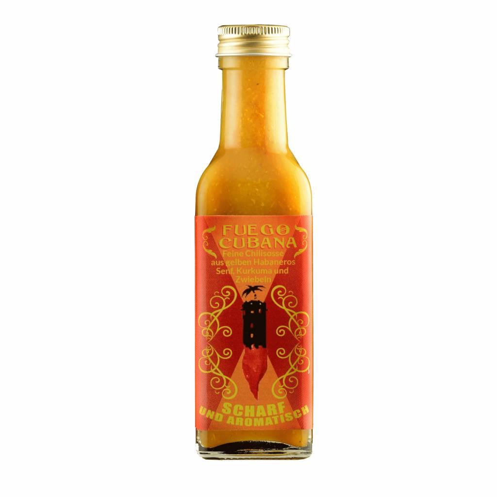 Ravensfeuer - Feuriges aus Ravensburg Fuego Cubana Sauce 100ml