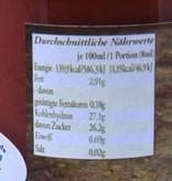 Sannes Kräuter-Küche Pikante Zwetschgen- Soße 250ml