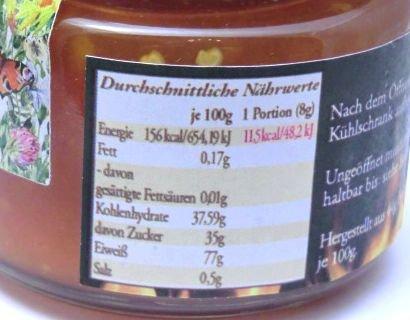 Sannes Kräuter-Küche Chili Soße scharf