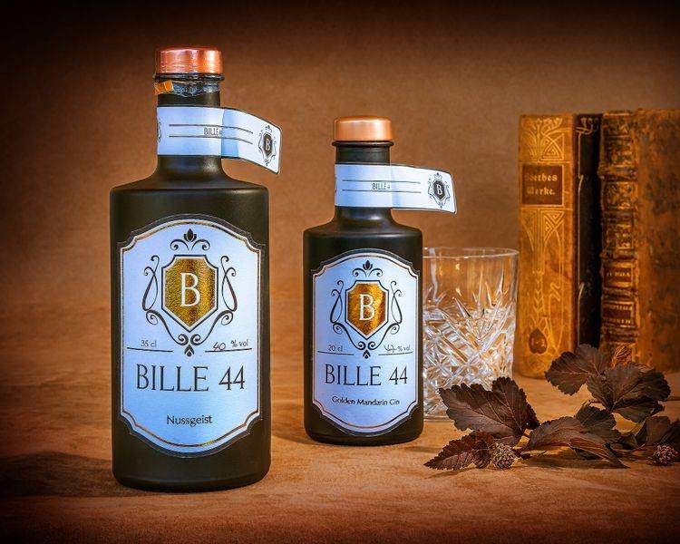 Bille44 Gin Manufaktur aus Oberschwaben Brände Geiste