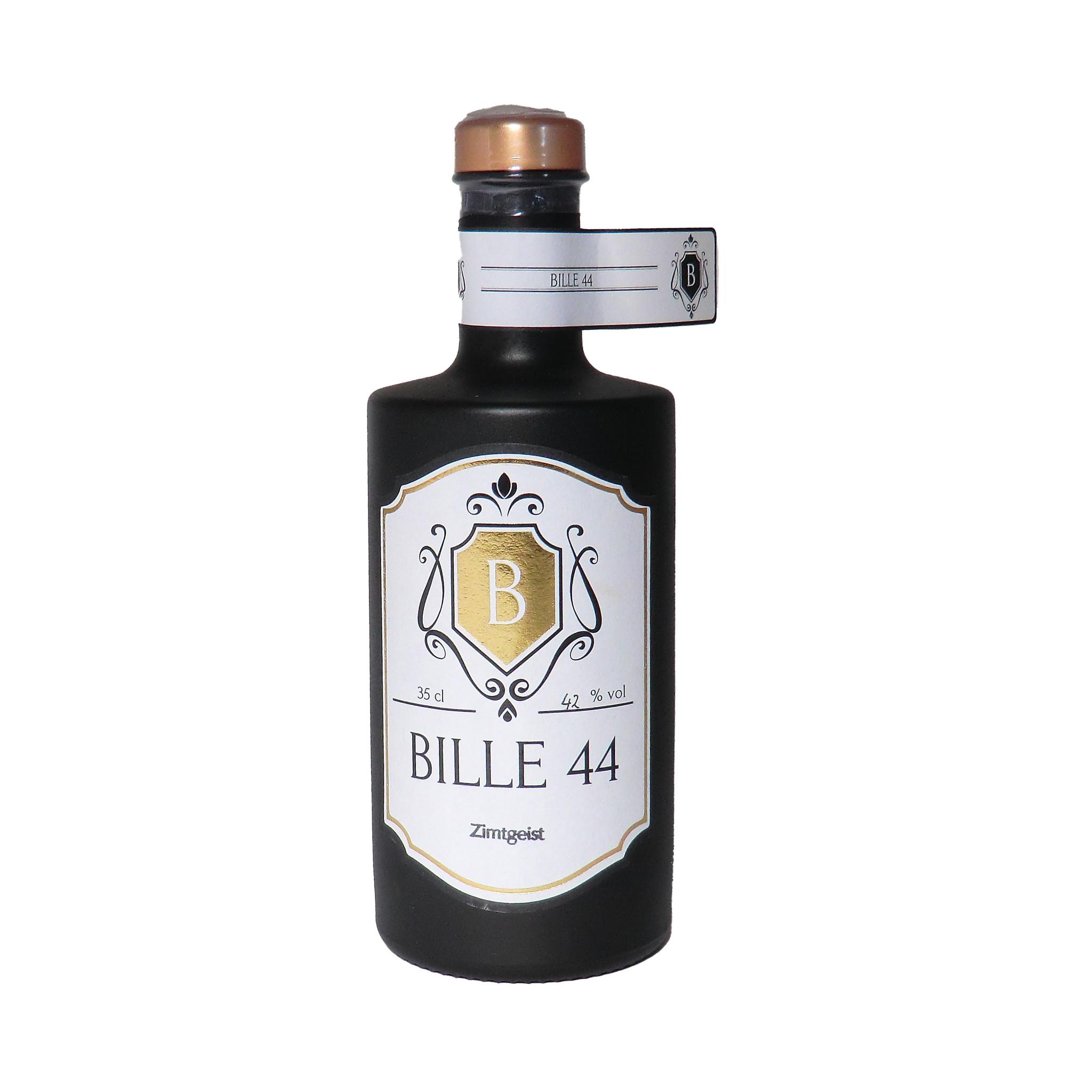 Bille44 - Premium Edelbrand Zimtgeist 350ml