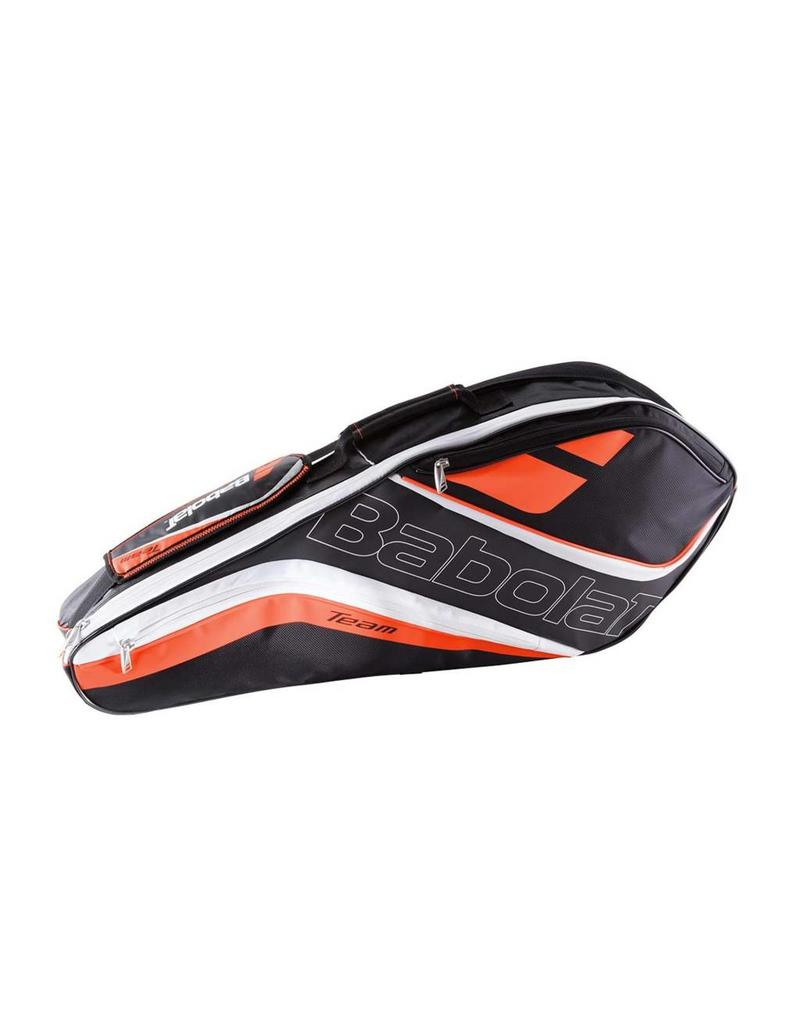 Babolat Team Black/Fluo Red X3