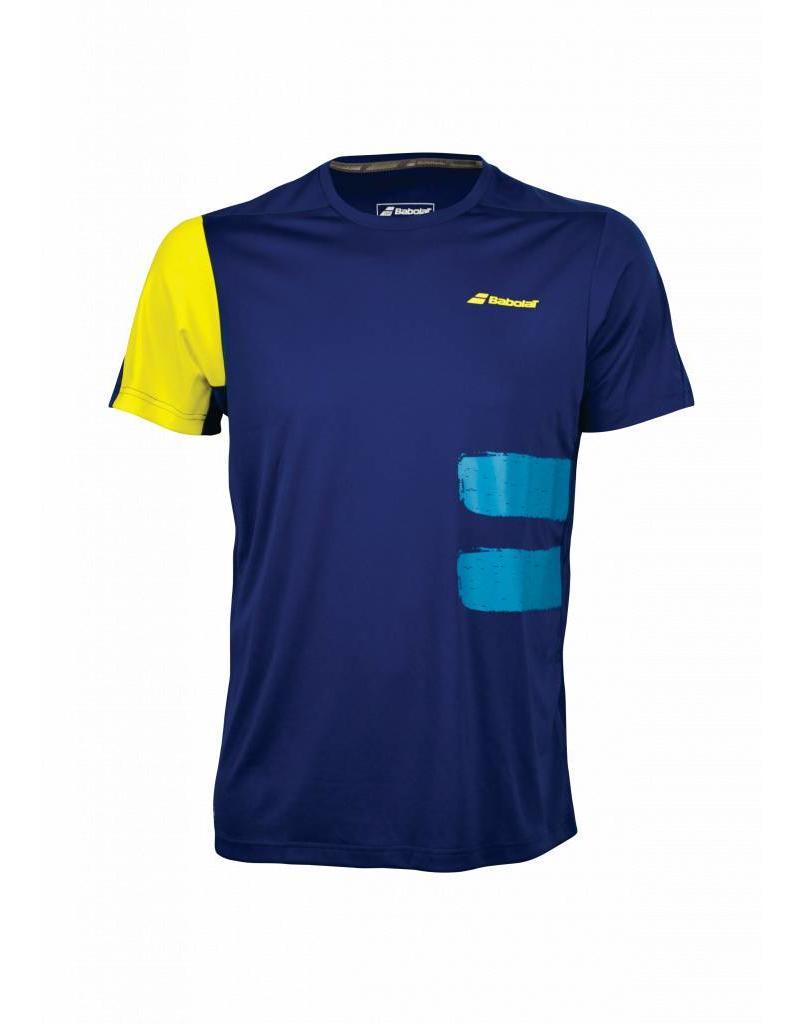 Babolat Performance Crew Neck T-Shirt Men