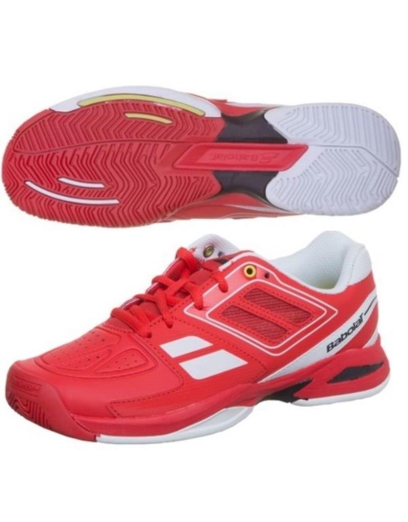 """Tennisschoen Babolat ProPulse Team """"Red"""" JR"""