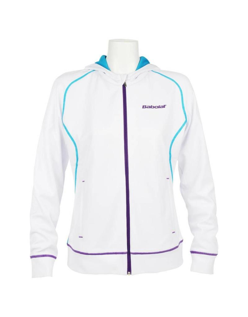 Babolat Match Performance Jacket met Capuchon