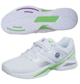 "Tennisschoen Babolat ProPulse BPM All Court ""Wimbledon"" White Men"