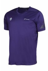 Babolat T-Shirt Crew Neck Performance Match Wimbledon