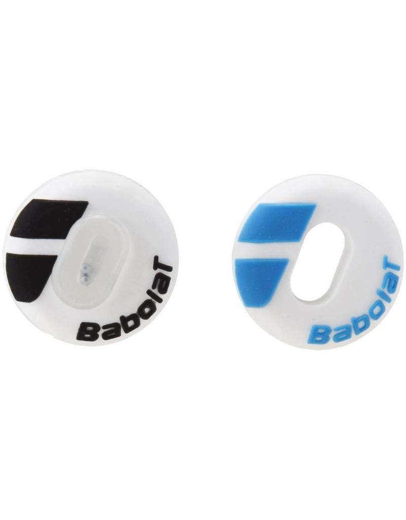 Babolat Custom Demper X2 Zwart/Blauw
