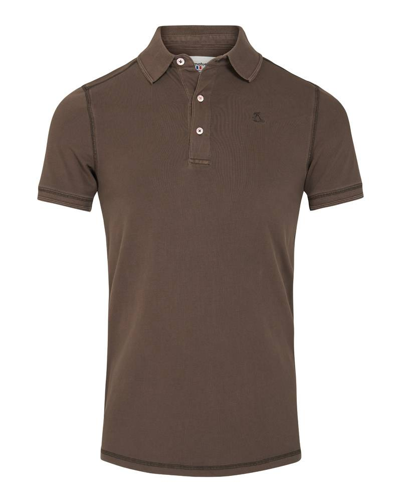 Dunkle Farben.South Beach Polo Dunkle Farben