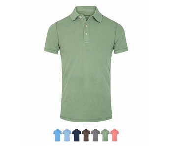 Ramatuelle South Beach Polo |  dunkle Farben